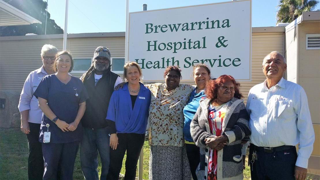 Brewarrina Hospital and Health Service